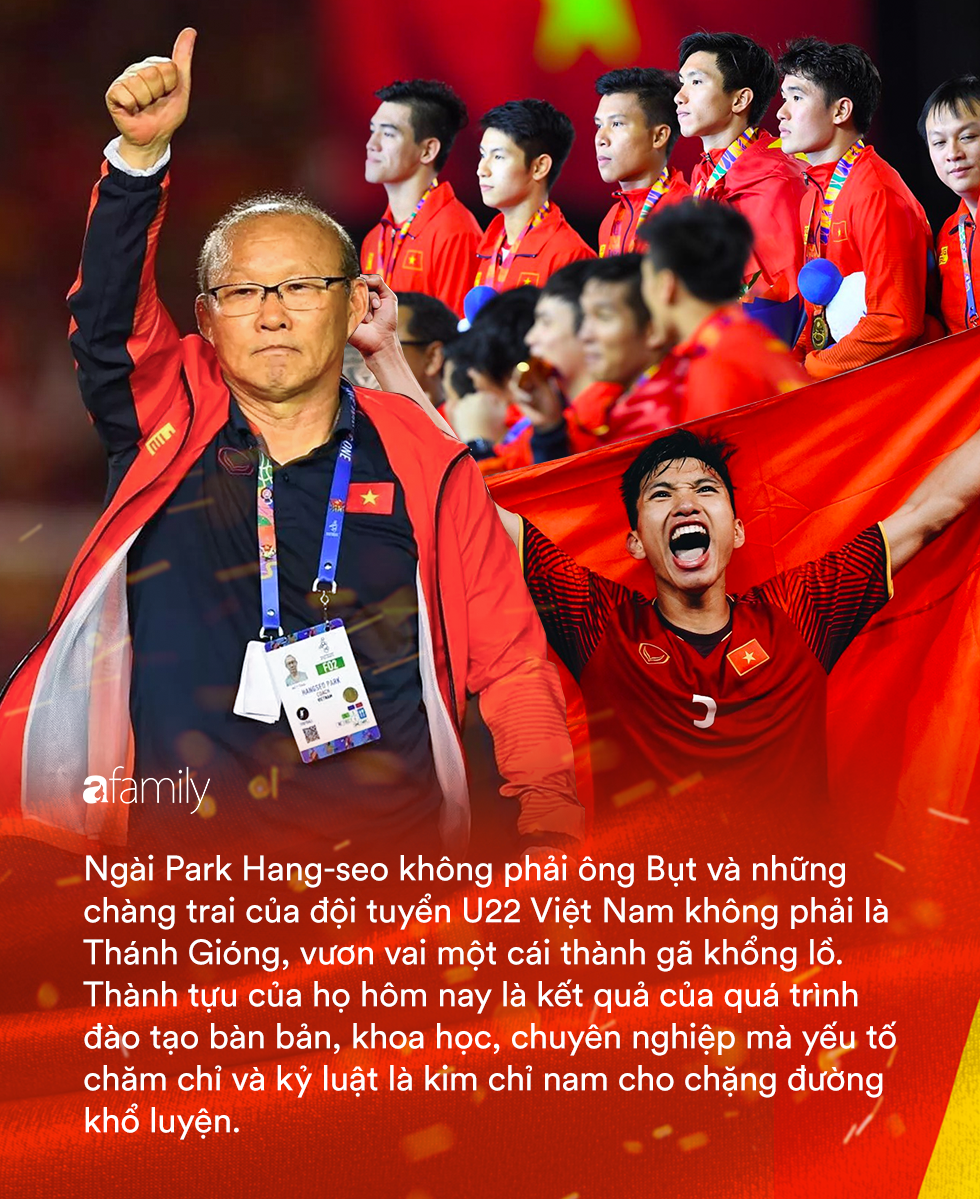 Song hỷ của bóng đá Việt và giấc mơ Vàng 60 năm trở thành sự thật: Không có Lọ Lem hay Thánh Gióng, chỉ có mồ hôi, nước mắt và sự tận hiến - Ảnh 13.