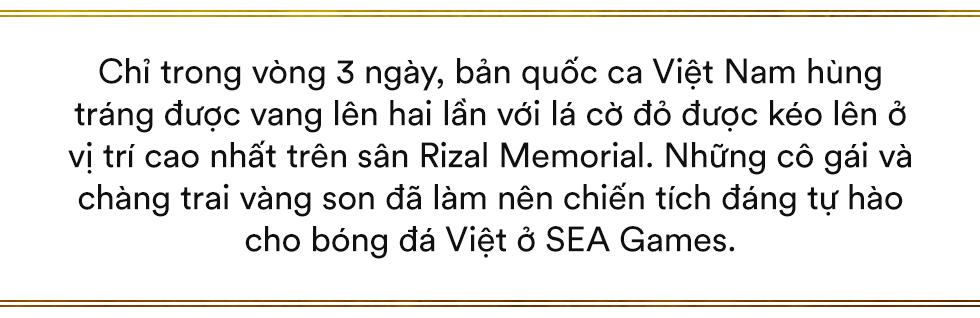 Song hỷ của bóng đá Việt và giấc mơ Vàng 60 năm trở thành sự thật: Không có Lọ Lem hay Thánh Gióng, chỉ có mồ hôi, nước mắt và sự tận hiến - Ảnh 3.