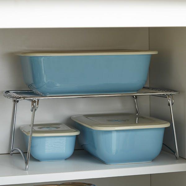 Tổ chức lưu trữ tủ bếp siêu khoa học, cực gọn gàng ai nhìn cũng thích mê - Ảnh 4.