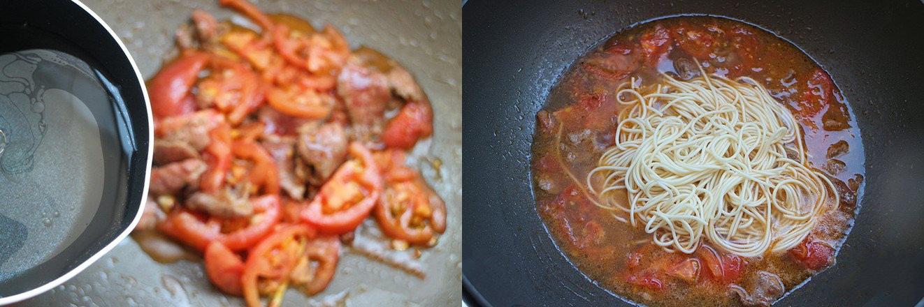 Tối về muộn, tôi làm nồi mì bò cà chua, cả nhà vừa ăn vừa tấm tắc - Ảnh 4.