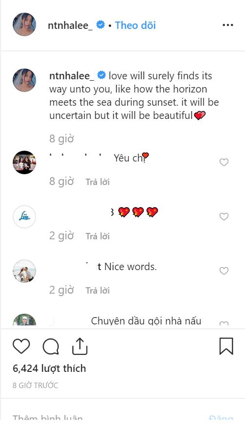 Quang Hải lộ loạt tin nhắn mùi mẫn với tình mới, bạn gái cũ Nhật Lê bất ngờ có dòng chia sẻ đầy ẩn ý - Ảnh 6.