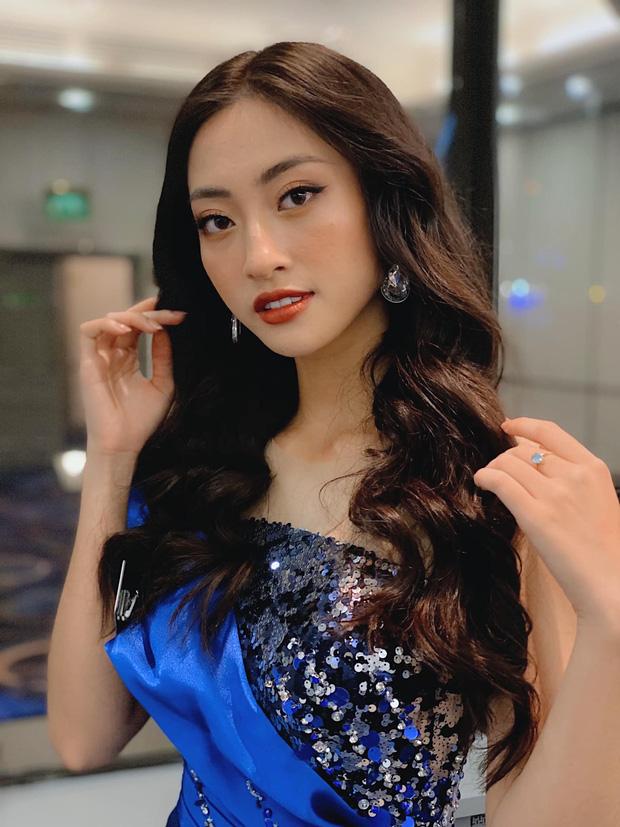 Đẳng cấp nhan sắc của Lương Thuỳ Linh: Trung thành với duy nhất một kiểu make up thẳng tiến vào Top 12 Miss World 2019 - Ảnh 3.