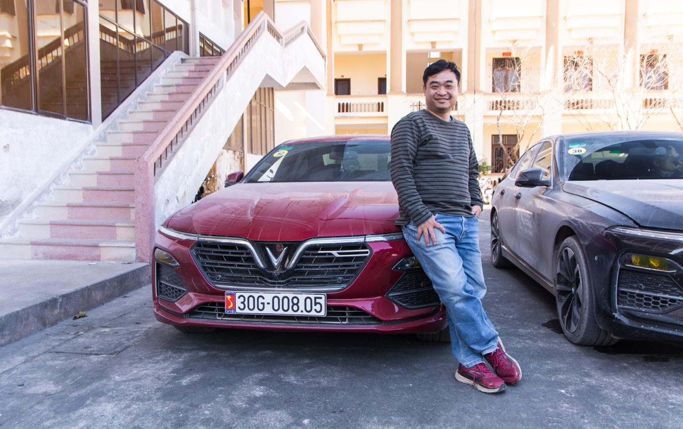 Người dùng đánh giá VinFast Lux sau hành trình chinh phục Hà Giang ấn tượng: 'Đẹp đậm chất Việt, vận hành như xe Âu' - Ảnh 5.