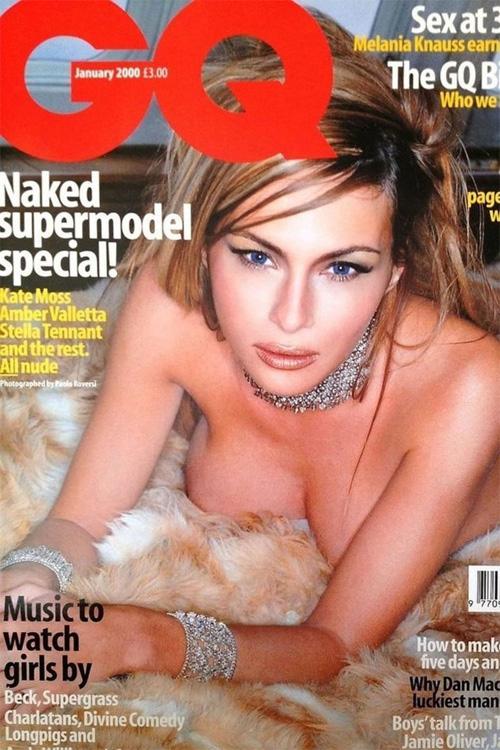 Từ nàng mẫu sexy nóng bỏng, bà Melania Trump đã thăng hạng lên Đệ nhất phu nhân với style quý phái như thế nào? - Ảnh 3.