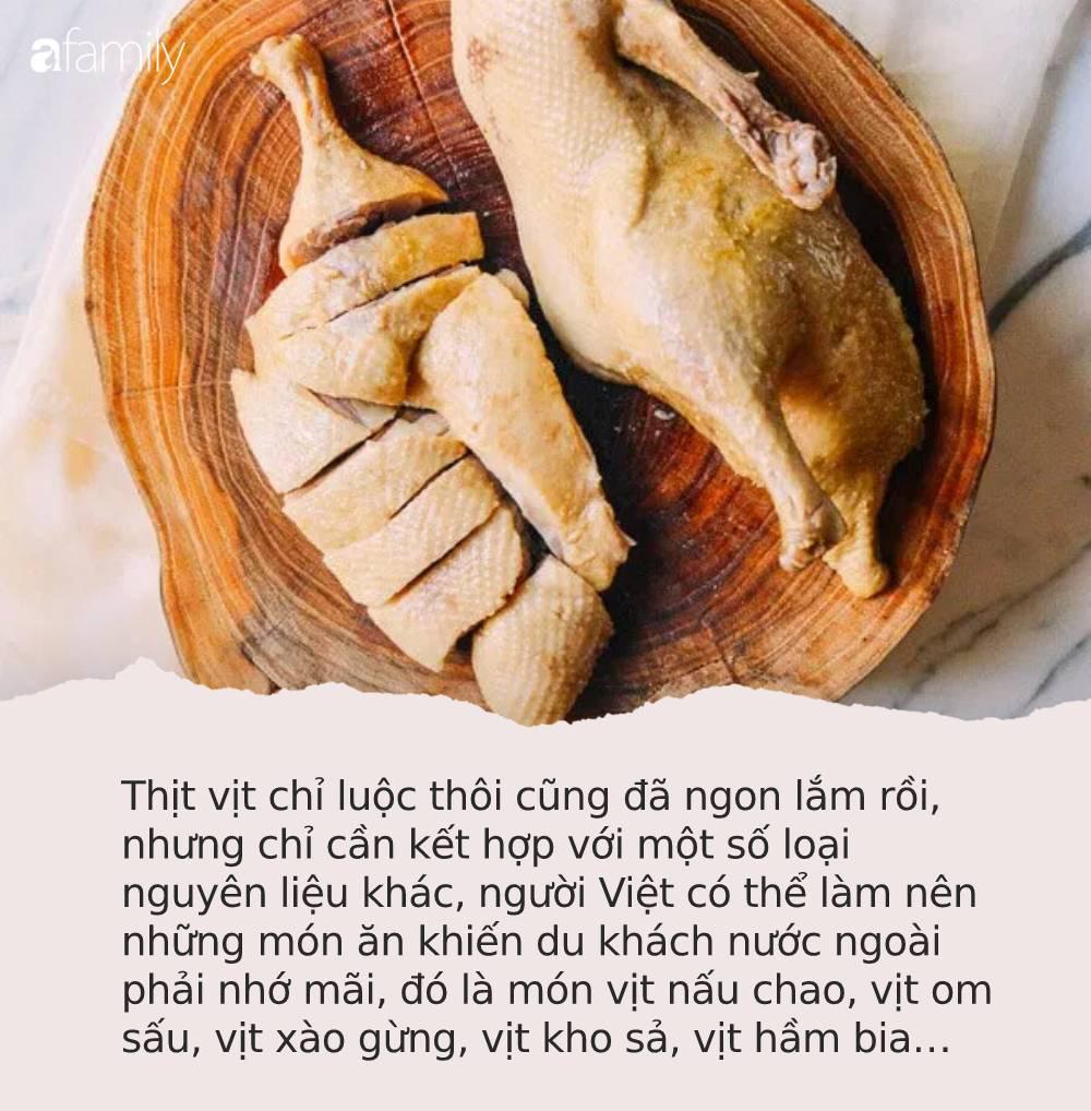 """Đừng bao giờ ăn chung thịt vịt với những món """"xung khắc"""" này vì độc khủng khiếp, gây hại sức khỏe - Ảnh 1."""