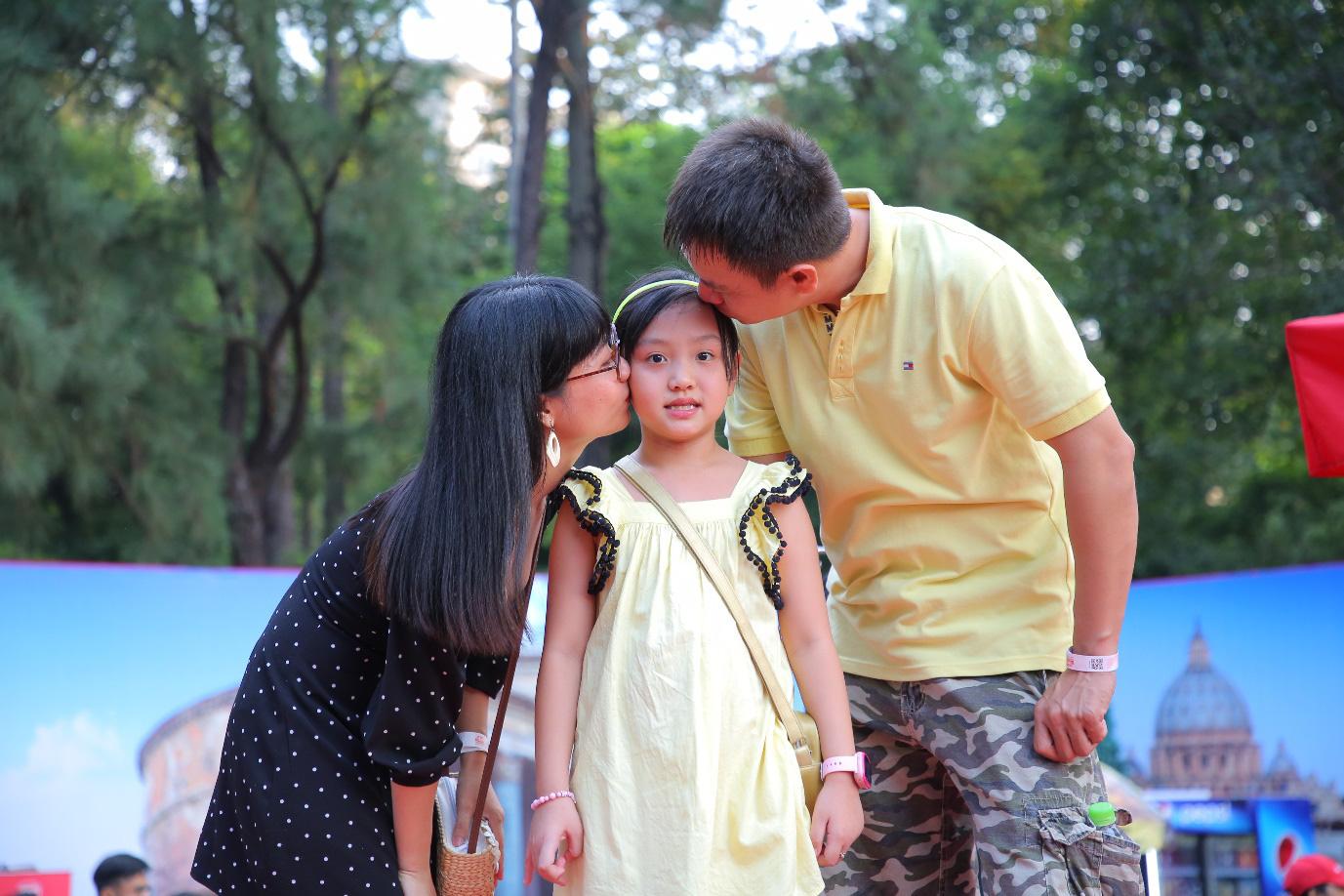 """Hàng ngàn gia đình Việt nô nức trải nghiệm """"nước Ý thu nhỏ"""" tại Sài Gòn - Ảnh 6."""