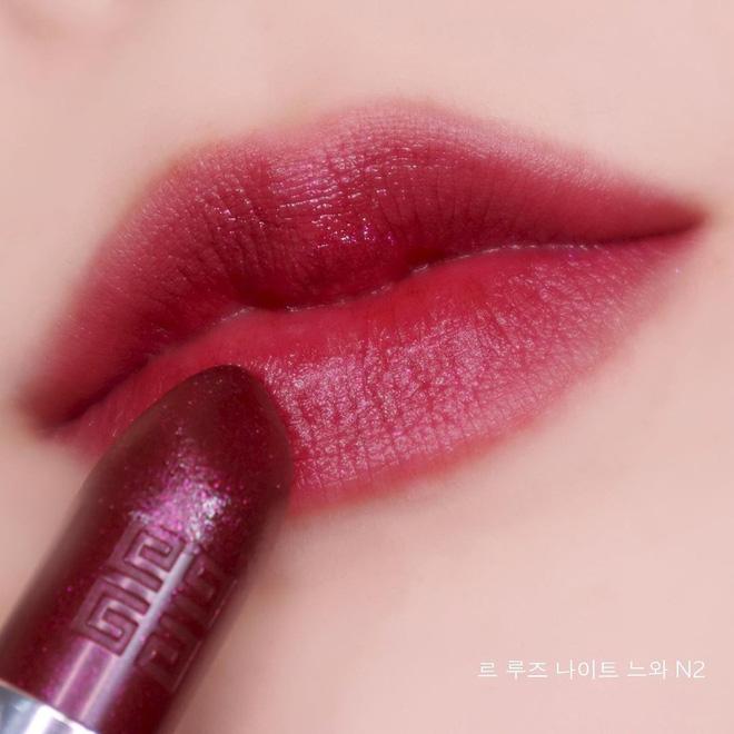 Kết quả hình ảnh cho Givenchy Le Rouge Night Noir Lipstick