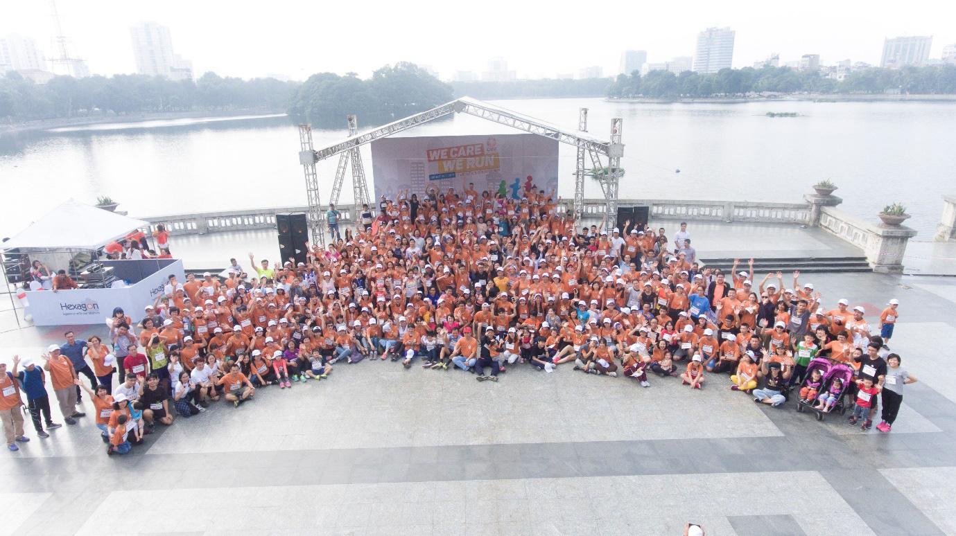 CARE Quốc tế tại Việt Nam - Chặng đường 30 năm - Ảnh 1.