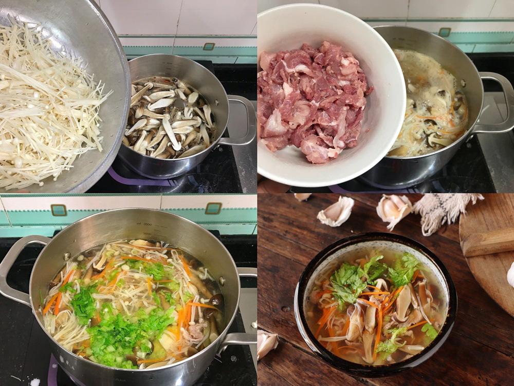 Bữa tối đầu tuần thanh nhẹ với thực đơn hai món nấu nhanh ăn ngon - Ảnh 2.