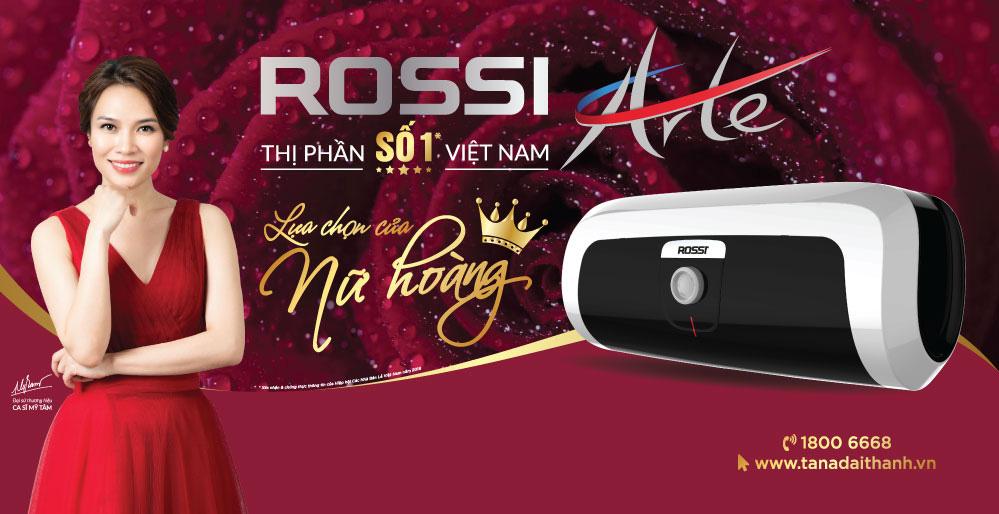 Bình nước nóng Rossi Arte – lựa chọn hoàn hảo cho gia đình hiện đại - Ảnh 1.