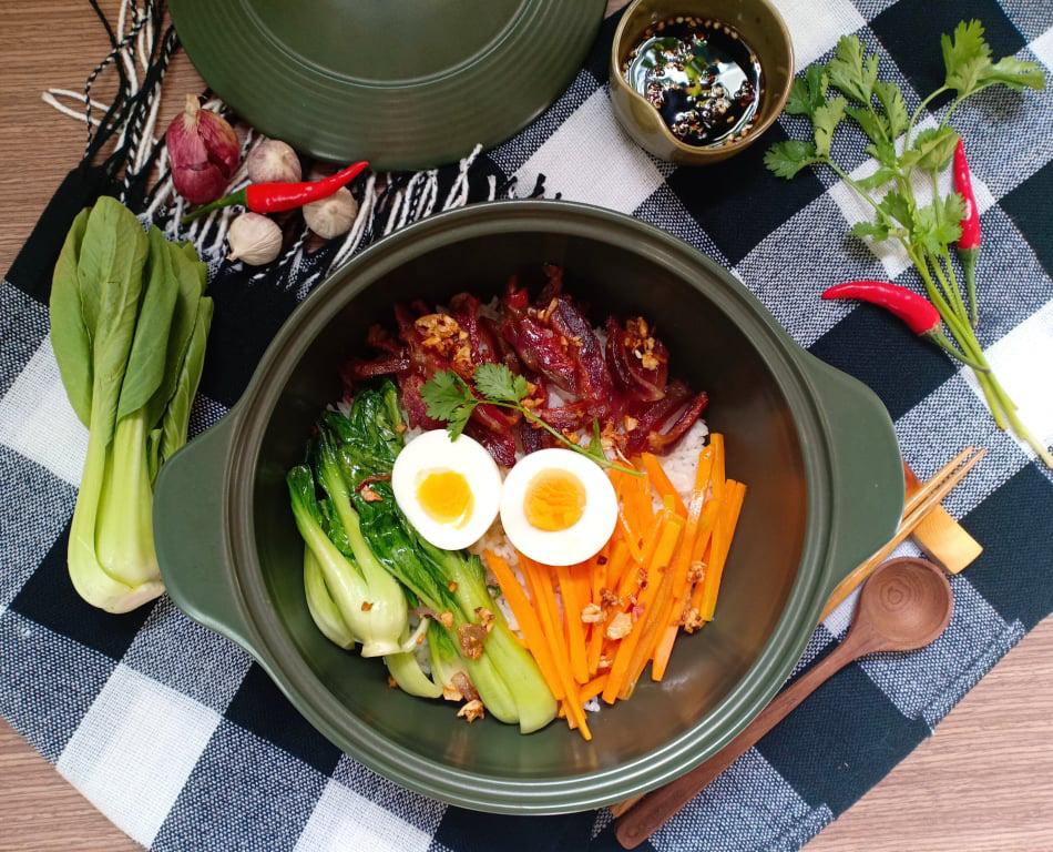 Món ngon cuối tuần: Cơm lạp vịt nổi tiếng của người Hoa - Ảnh 7.