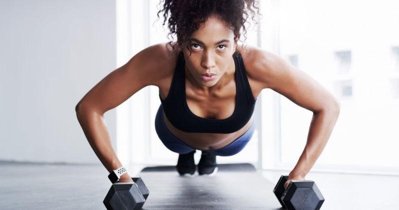 Nắm chắc trong tay 15 bài tập giảm mỡ bụng hiệu quả nhất được các huấn luyện viên thể hình khuyến cáo sử dụng - Ảnh 13.