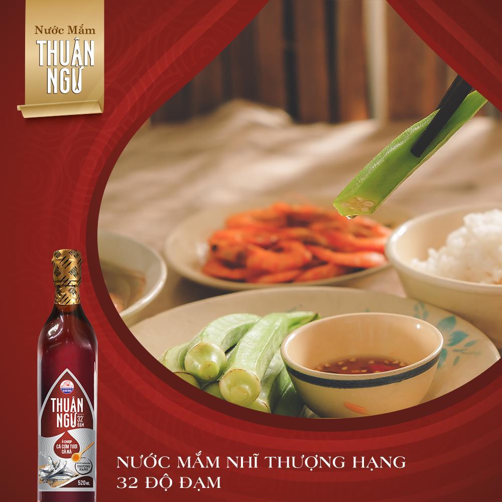 An lành mâm cơm nhà với nước mắm Nhĩ Thuận Ngư - Ảnh 3.