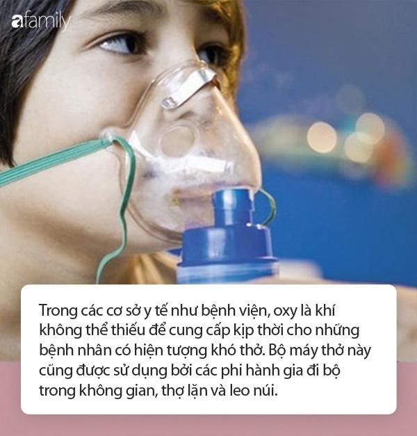 Nhiều người đổ xô mua bình oxy về thở tại nhà: Chuyên gia khuyên trước khi làm hãy nhớ kỹ khuyến cáo - Ảnh 1.