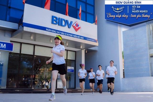 BIDV tặng mã giảm giá trên Smartbanking cho các runner - Ảnh 1.