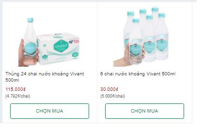 Trước khi trở thành ông chủ mới của Vinmart, Masan đang bán những mặt hàng tiêu dùng gì? - Ảnh 12.