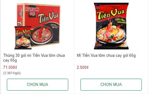 Trước khi trở thành ông chủ mới của Vinmart, Masan đang bán những mặt hàng tiêu dùng gì? - Ảnh 10.