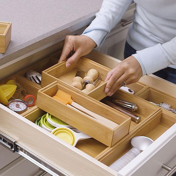 Cách tổ chức ngăn kéo đồ dùng nhà bếp siêu hay giúp bạn lưu trữ từ A đến Z - Ảnh 6.
