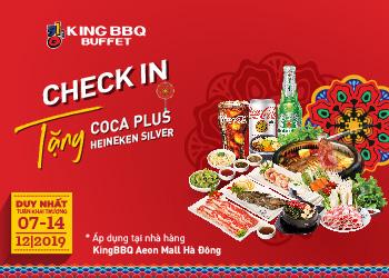 Hơn 400 phần quà miễn phí mừng khai trương 3 nhà hàng King BBQ Buffet, Meiwei, Truly Việt tại Aeon Mall Hà Đông - Ảnh 3.