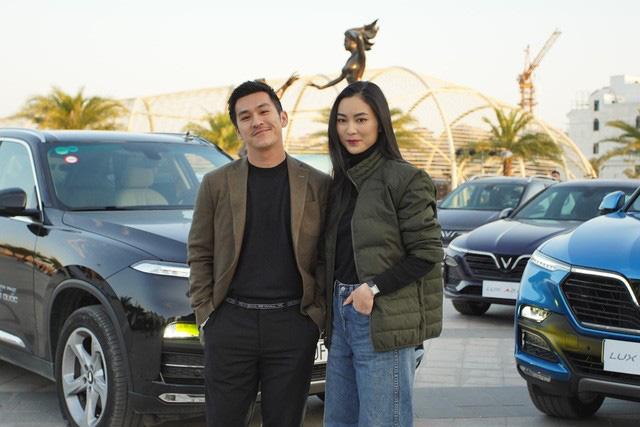 Dàn sao Việt cùng VinFast chinh phục Hà Giang: Quá tự hào và muốn đồng hành cùng VinFast sau chuyến đi này - Ảnh 4.
