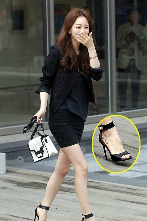 Kiều nữ Han Ye Seul lại vừa xăm trổ ở tuổi 40, nâng tổng số hình xăm lên tới 12 hình - Ảnh 7.