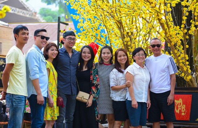 Gợi ý lịch trình 3 ngày ăn chơi Tết dành cho thị dân Sài Gòn - Ảnh 1.