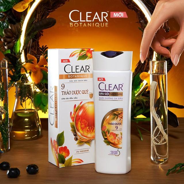 Clear Botanique – đưa tinh túy thiên nhiên vào công nghệ chăm sóc da đầu - Ảnh 3.
