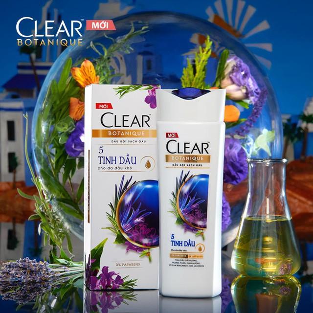 Clear Botanique – đưa tinh túy thiên nhiên vào công nghệ chăm sóc da đầu - Ảnh 4.