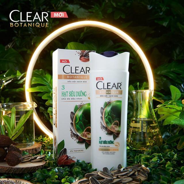 Clear Botanique – đưa tinh túy thiên nhiên vào công nghệ chăm sóc da đầu - Ảnh 5.