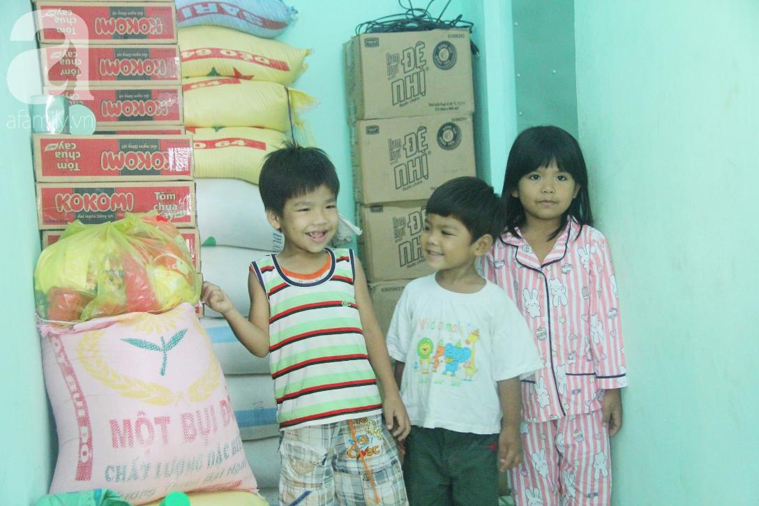 Nụ cười hạnh phúc của 11 đứa trẻ bị bố mẹ bỏ rơi: Tụi con có nhà mới và được đi học tiếp - Ảnh 8.