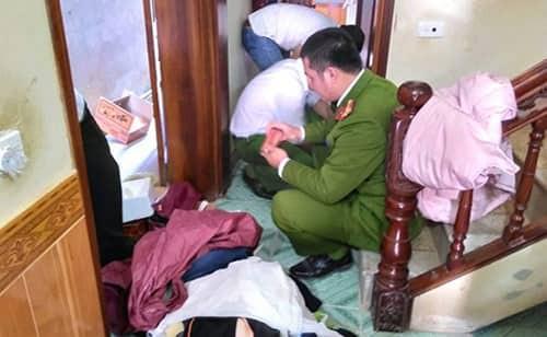 Danh tính 1 trong 5 nghi phạm trú ẩn tại nhà người thân sau khi sát hại nữ sinh ship gà ở Điện Biên - Ảnh 1.