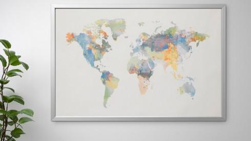 Người New Zealand giận dữ khi bị xóa tên khỏi bản đồ thế giới - Ảnh 1.