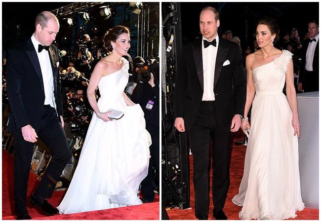 Công nương Kate tỏa sáng như một nữ thần với vẻ đẹp hoàn hảo, tôn vinh mẹ chồng Diana trong sự kiện danh giá - Ảnh 1.