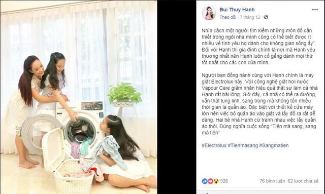 """Bí quyết tiết kiệm thời gian giặt ủi của các """"hot mom"""" Việt - Ảnh 5."""