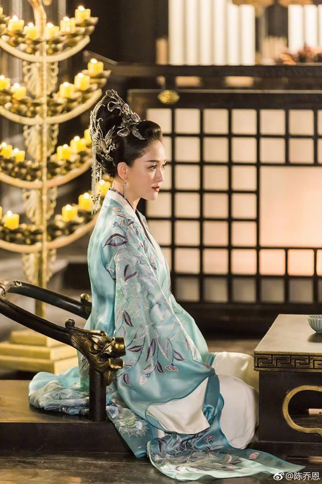 Độc Cô Hoàng hậu của Trần Kiều Ân khai màn, chính thức cán mốc 100 triệu lượt xem  - Ảnh 4.