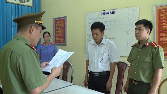 Vụ gian lận điểm thi ở Sơn La: Khởi tố nguyên một Trung tá Công an - Ảnh 1.
