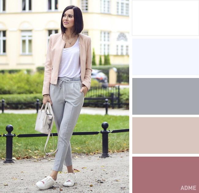 10 cách kết hợp trang phục màu sắc cực tinh tế, chị em hãy nhớ áp dụng để luôn nổi bật trong mùa xuân - Ảnh 2.