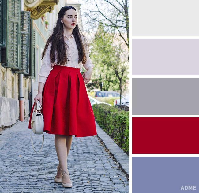 10 cách kết hợp trang phục màu sắc cực tinh tế, chị em hãy nhớ áp dụng để luôn nổi bật trong mùa xuân - Ảnh 8.