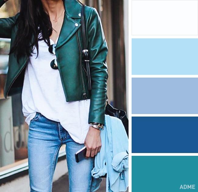 10 cách kết hợp trang phục màu sắc cực tinh tế, chị em hãy nhớ áp dụng để luôn nổi bật trong mùa xuân - Ảnh 10.