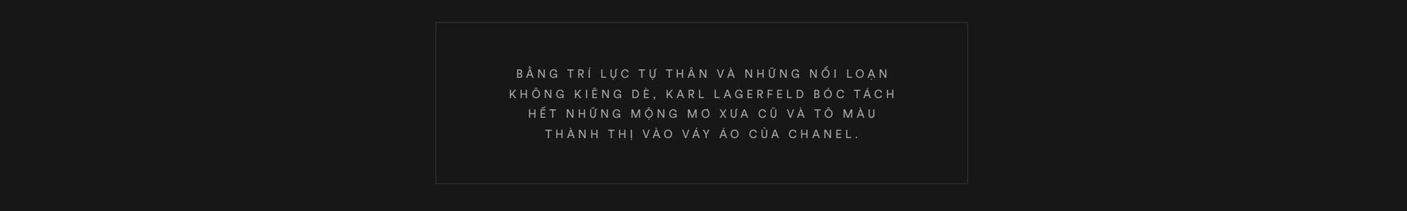 Karl Lagerfeld: 85 năm cuộc đời chỉ gắn liền với hai chữ, vài người đàn ông và một chú mèo - Ảnh 7.