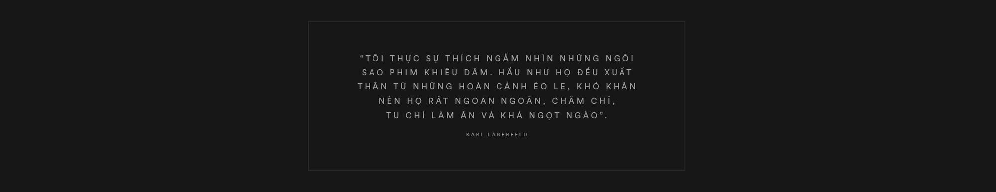 Karl Lagerfeld: 85 năm cuộc đời chỉ gắn liền với hai chữ, vài người đàn ông và một chú mèo - Ảnh 11.