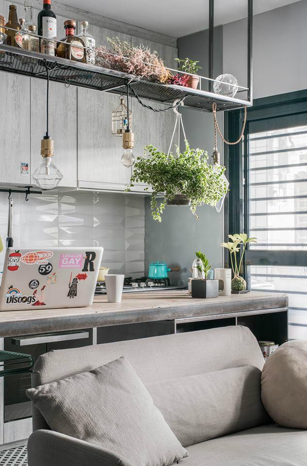 Nếu bạn muốn sở hữu căn hộ nhỏ xinh xắn như các căn hộ mẫu thì đây chính là ý tưởng tuyệt vời dành cho bạn - Ảnh 5.