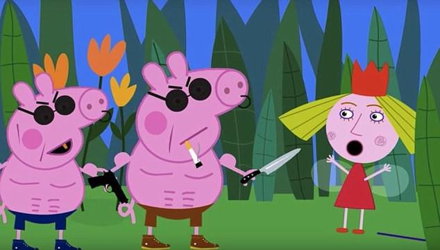 Phụ huynh bức xúc vì phim hoạt hình nổi tiếng dành cho trẻ em Peppa Pig bị biến tướng trên Youtube, chứa nội dung độc hại phản cảm - Ảnh 2.
