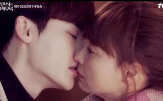 Nụ hôn cách biệt tuổi tác giữa Lee Jong Suk và Lee Na Young trong Phụ lục tình yêu bất ngờ gây tranh cãi - Ảnh 7.