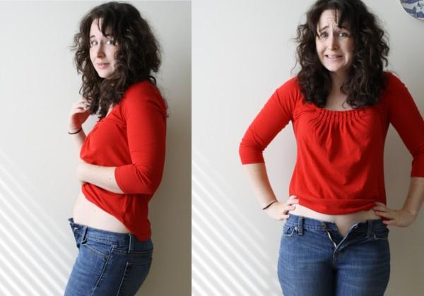 Vòng bụng bỗng tăng thêm vài centimet mỡ, cài không nổi khuy quần thì bạn đã có ngay bí kíp vàng sau đây - Ảnh 1.