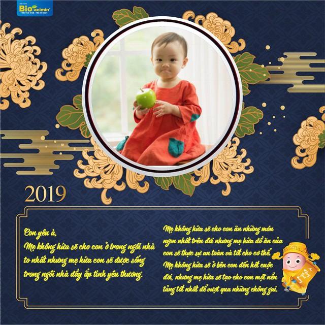 Rơi nước mắt với những lời nguyện ước năm mới của mẹ dành cho con - Ảnh 2.