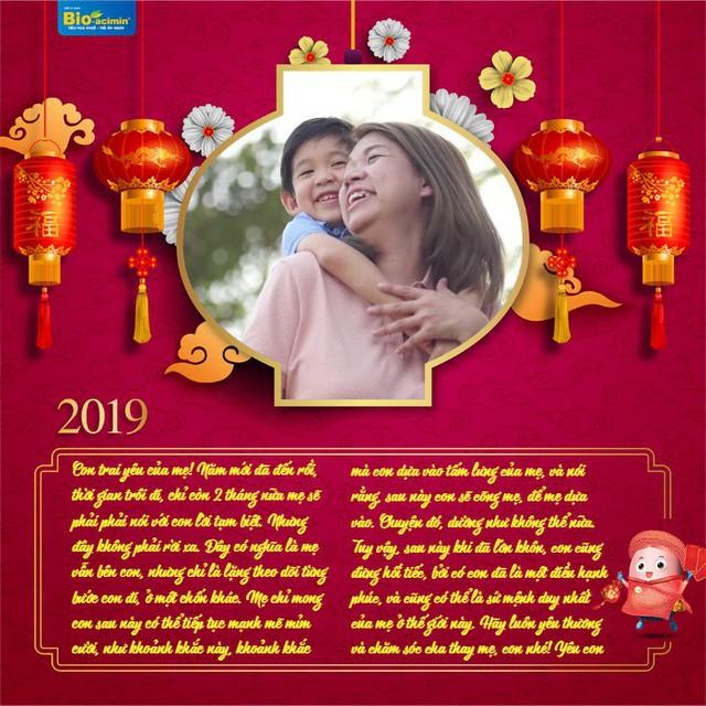Rơi nước mắt với những lời nguyện ước năm mới của mẹ dành cho con - Ảnh 3.