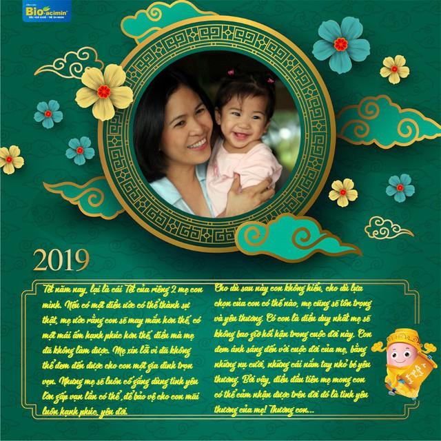 Rơi nước mắt với những lời nguyện ước năm mới của mẹ dành cho con - Ảnh 4.