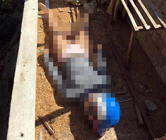 Phát hiện thi thể nghi của cô gái trẻ đi giao gà cho mẹ chiều 30 Tết - Ảnh 1.