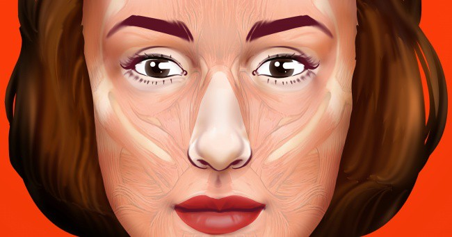10 bài tập trên khuôn mặt có thể làm cho bạn có chiếc mũi trông duyên dáng hơn, đôi môi trông căng hơn - Ảnh 1.
